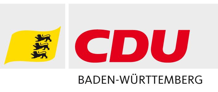 Logo_CDU BW