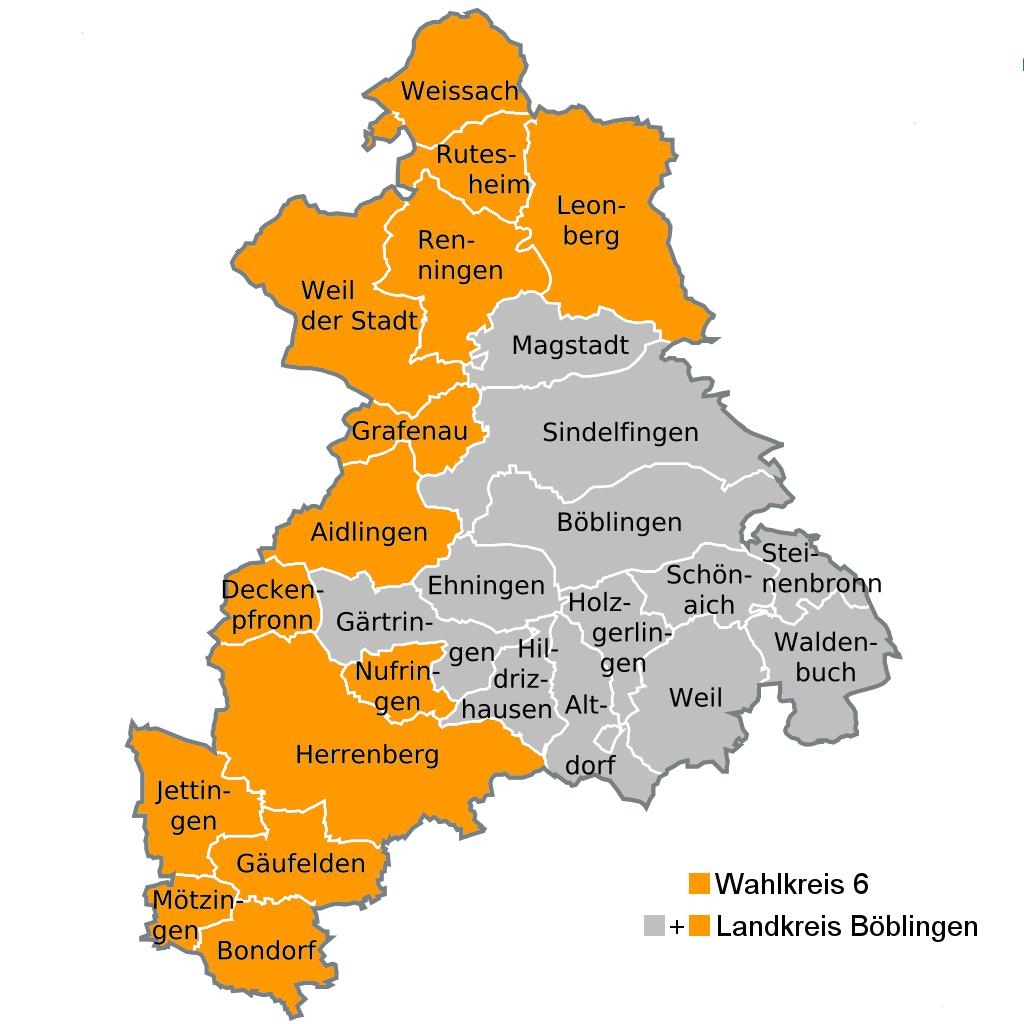 Wahlkreis 6